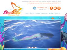 ecom website design testimonial dreamblue