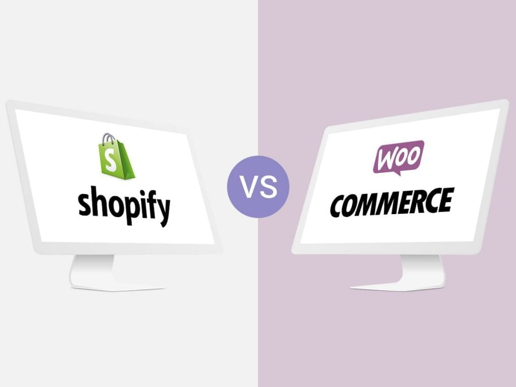 Shopify vs. WooCommerce 2017 quikclicks