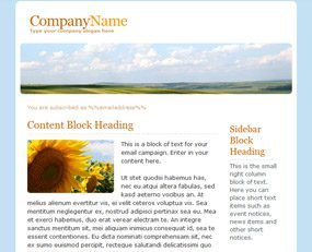 Email Marketing with Quikmail Templates